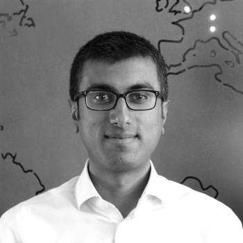 Jigar Patel, Global Head of Business Development at XTX Markets