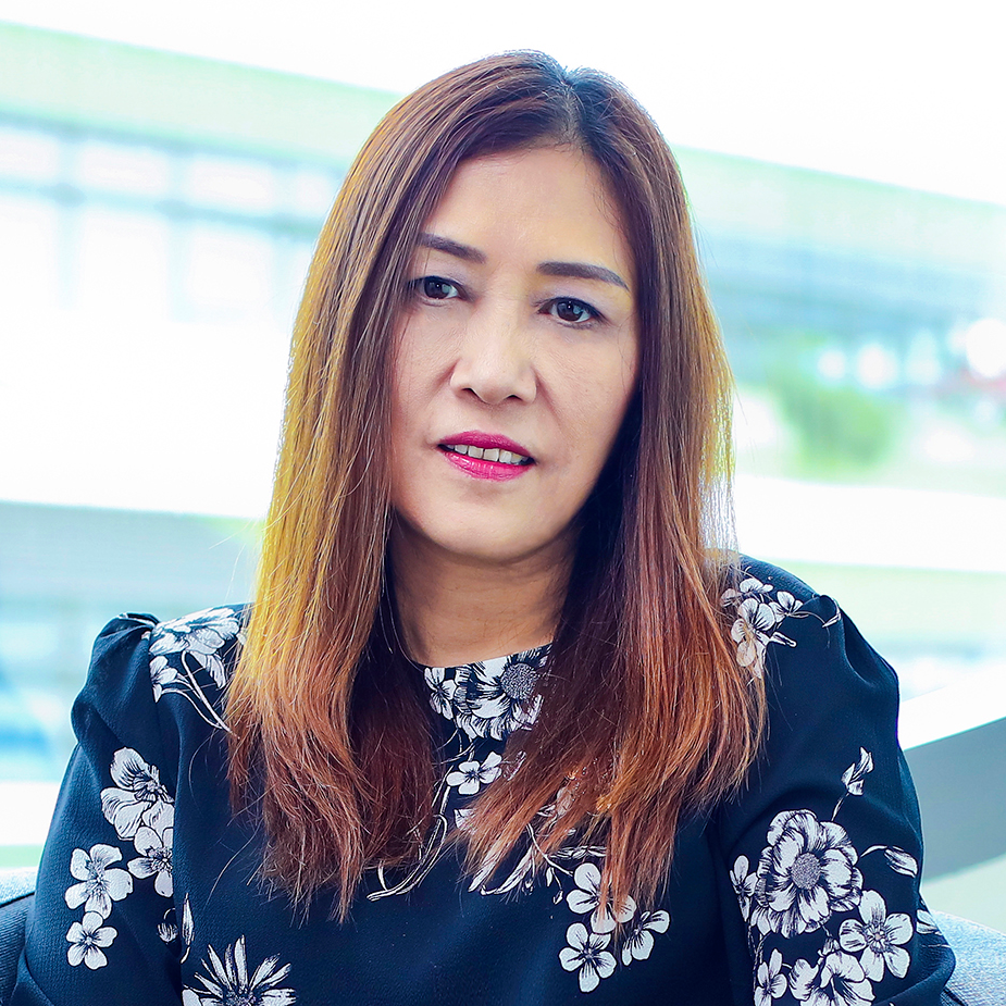 Dr Jaclyn Lee, Chief Human Resources Officer at Singapore University of Technology and Design (SUTD)
