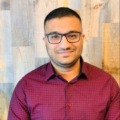 Ayaz Bhaiyat, Manager, IT Service Delivery at Kinecta FCU