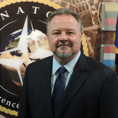 Dan Ruark, Head of GEOINT Branch at NATO International Staff