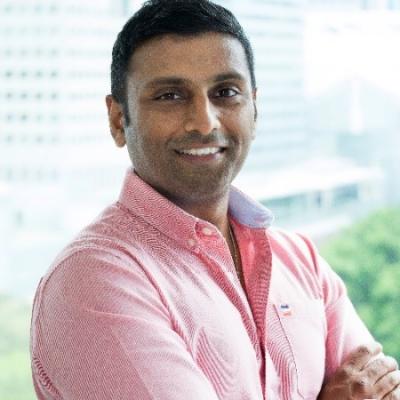 Babul Balakrishnan, Head of Customer Experience – Asia Pacific at DHL eCommerce