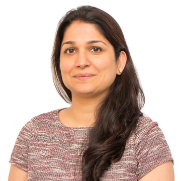 Swati Mehta, Director of Quality & Performance Patient Experience at Vituity