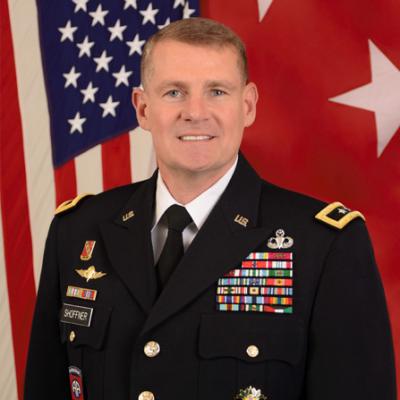 Major General Wilson A. Shoffner