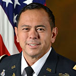 Lt Col Arnel David, Chief of Staff for the Army Future Studies Group at US Armed Forces