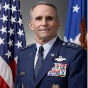 Lieutenant General (Ret'd) Anthony J. Rock
