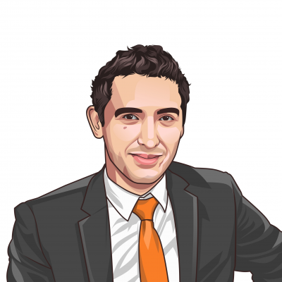 Alex Otrezov, Head of Search & Experimentation at Uber