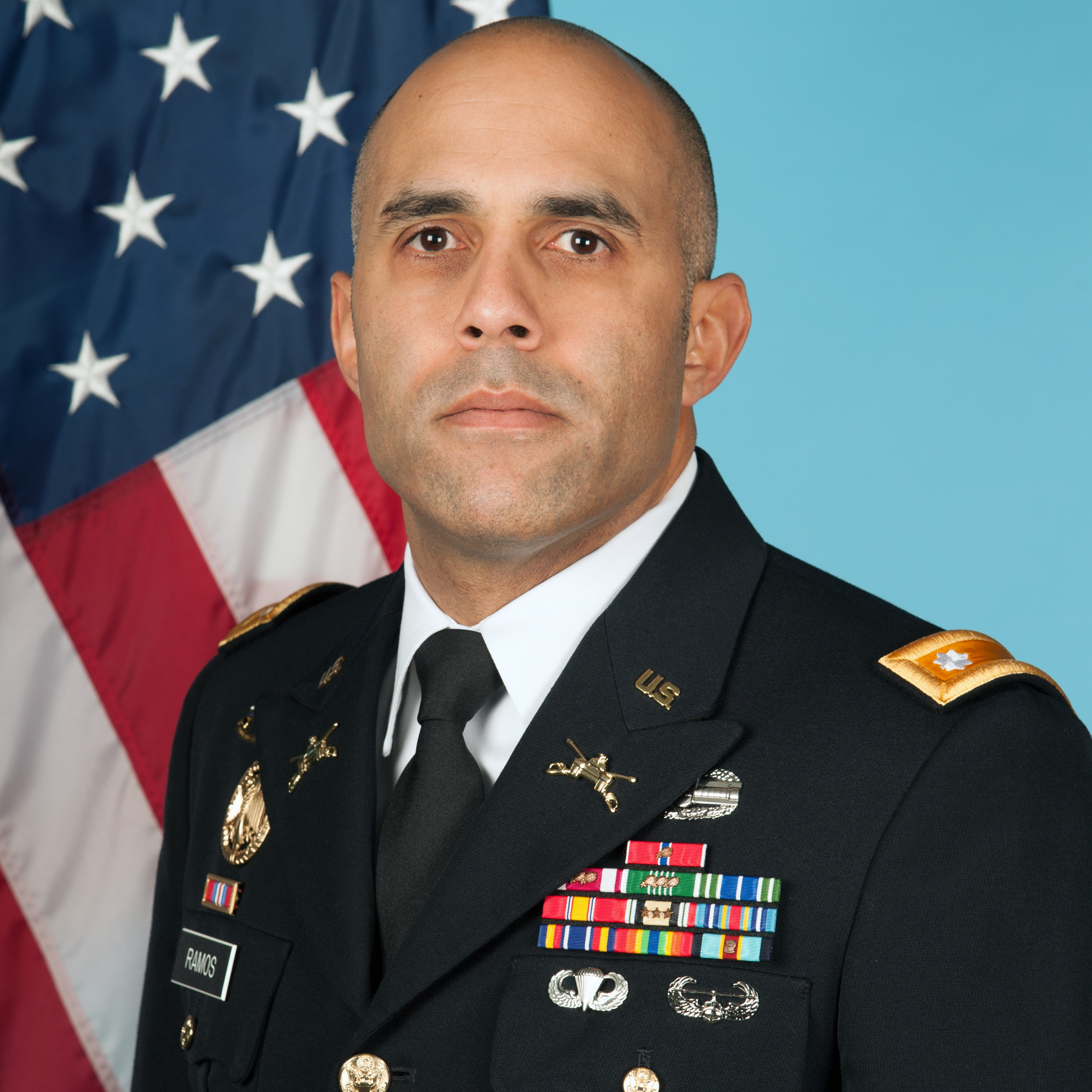 Lt.Col. Daniel Ramos, Product Manager APS Lead at Stryker, PEO GCS, US Army