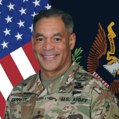 General Michael Garrett