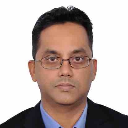 Ramanujan Suresh, Director - Solutions and Services at Emerson