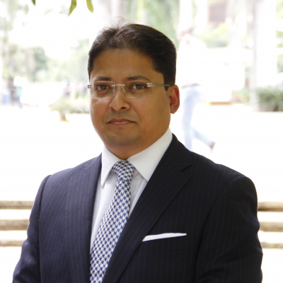 Dr. Sumit Mitra, CEO at Tesco Global Business Services