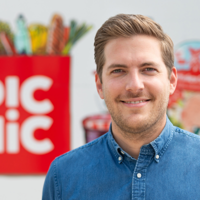 Frederic Knaudt, Co-Founder at Picnic in Germany