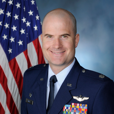 Lieutenant Colonel Ryan Riley