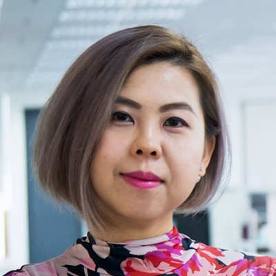 Gina Lim, Head of Customer Experience at AIG Asia Pacific Insurance
