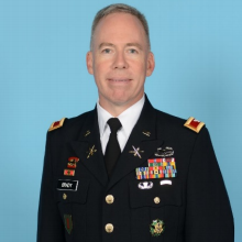 Colonel Gregory Brady