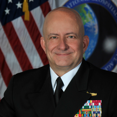 Vice Admiral Robert Sharp, Director at National Geospatial-Intelligence Agency