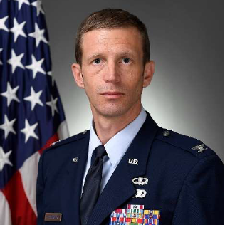 Colonel Brian Beachkofski