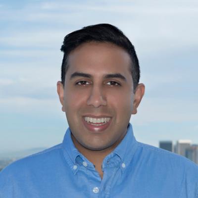 Bader Alam, SVP at CAVU Venture Partners