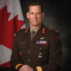 Major General Peter Dawe