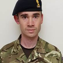 Major Patrick Snow, Centre for Intelligence Innovation, Joint Forces Intelligence Group at Defence Intelligence, UK MoD