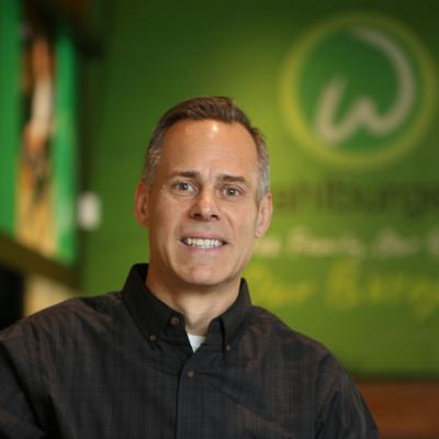 Dan Wheeler, SVP, Marketing & Innovation at Wahlburgers