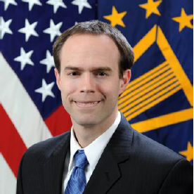 Mr Preston Dunlap, Chief Architect at Office of the Assistant Secretary of the Air Force for Acquisition, Technology and Logistics