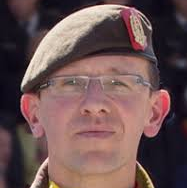 Colonel Manuel Monin, Senior Project Officer, Motorised Capability at Belgian Army Staff
