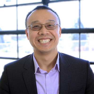 Derek Wang, Co-Founder & CEO at Stratifyd