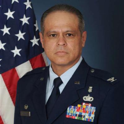 Colonel Ernest Vasquez