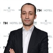 Pelayo Pando, Director of e-Commerce Business Development & Market Strategy at NH Hotel Group