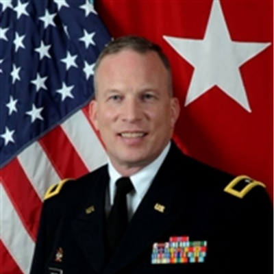 Major General Gregory J. Mosser