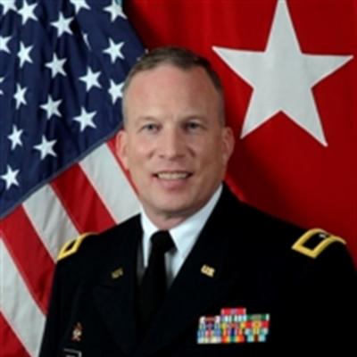 Major General Gregory J. Mosser