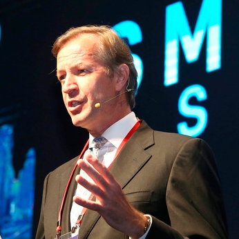 Bart Sweerman, Global Vice President, Industry Solutions at HERE Technologies