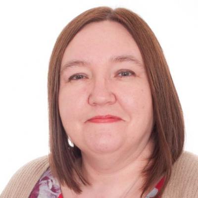 Catherine Mela, Head of Clinical Sample Science at AstraZeneca