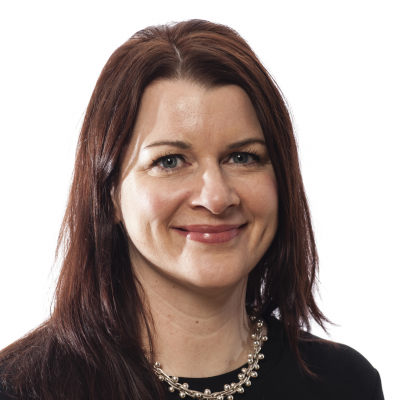 Lindsay Mitchell, Consumer Engagement Director Personal Health at Philips UK&I