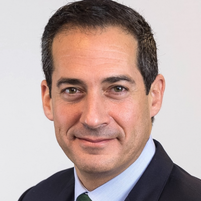 Marc Rubenfeld, Head of Sales EMEA at BNY Mellon Data and Analytics Solutions