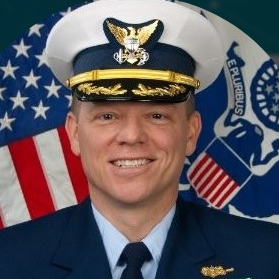 Captain Benjamin Cooper, Deputy Assistant Commandant for Capability at U.S. Coast Guard