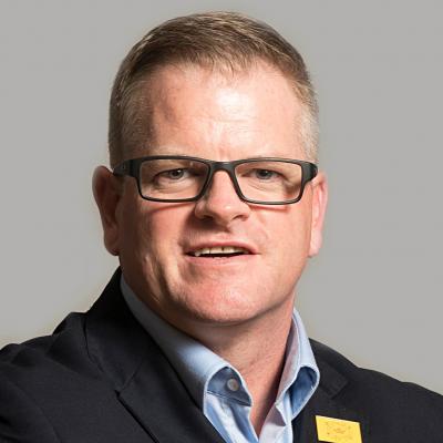 Scott Allison, Chief Customer Officer - Service Logistics at DHL Supply Chain