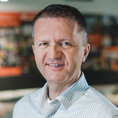 Lubor Ptacek, Vice President, Product Marketing at ServiceMax from GE Digital