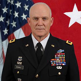 Major General Glenn A Bramhall