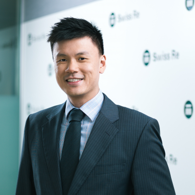 Mr Nelson Tham, Vice President – Business Management, Digitisation & Automation at Swiss Re