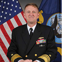 Vice Admiral Johnny Wolfe