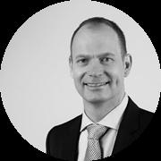 Ekkehart von Roda, Senior Director Finance Transformation Shared Services at DHL Supply Chain