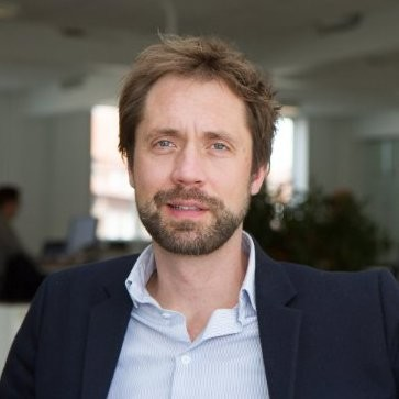 Lars Elkjær Andersen, Global Director of eCommerce at Vestas