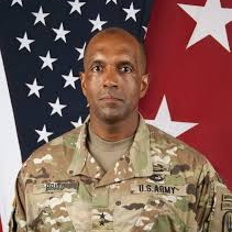 Major General Gary M. Brito, Commanding General, Maneuver Center of Excellence at U.S. Army