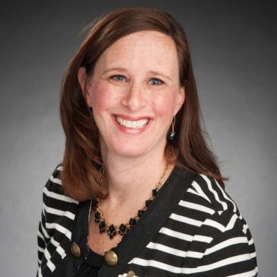 Sarah Williams, Senior Advisor, Strategic Partnerships at St. Jude's Children's Research Hospital