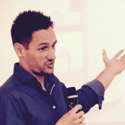 Giacomo Parato, Head of Agile Transformation at Maersk