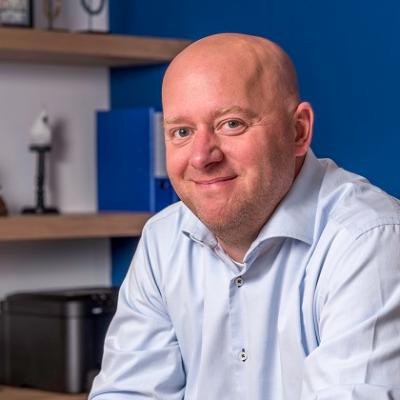 Jan Karel Sindorff, Global Head of Talent Acquisition at ING