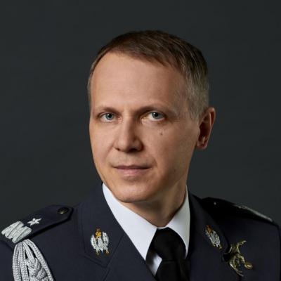 Brigadier General Slawomir Makosa