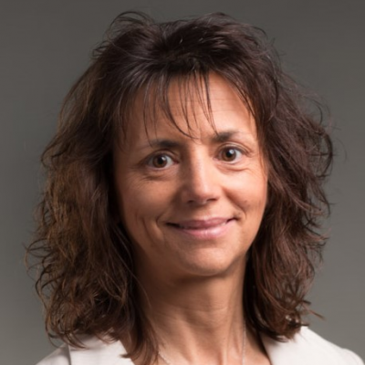 Annick Berreur-Igersheim, Global HR Business Partner at Roche