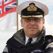 Rear Admiral Mike Utley OBE